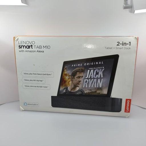 Lenovo smart Tab M10.