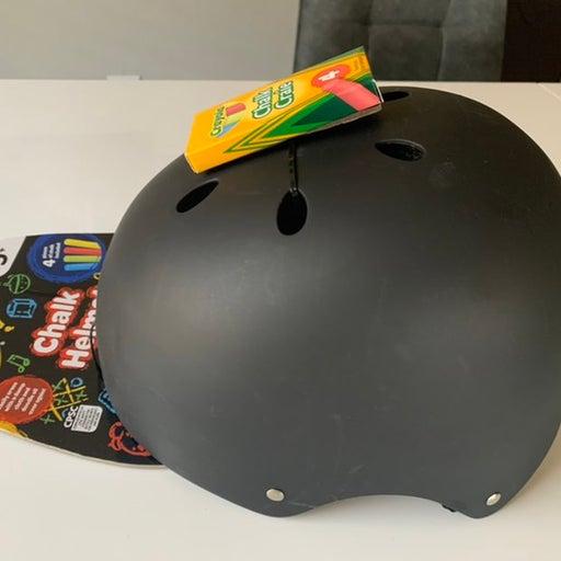 Chalk helmet