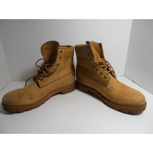Boy's Timberland Work Boots Size 7