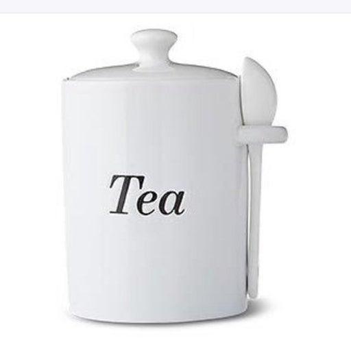 Ceramic Tea Canister