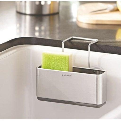 simplehuman's slim sink caddy