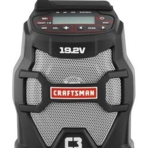 Craftsman C3 19.2V Portable  Radio