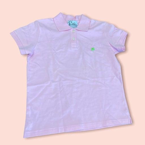 Lilly Pulitzer Island Polo Shirt L