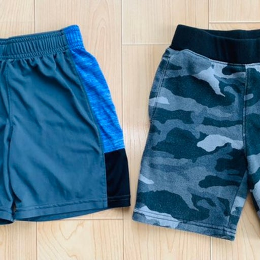 Under Armour Boys Athletic Shorts Lot