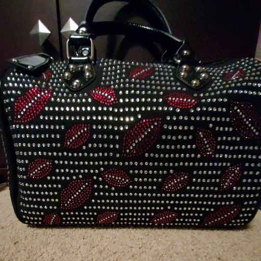 New Football inspired handbag/purse