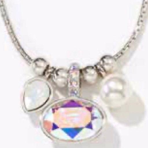 Touchstone Crystal Swarovski neckkace