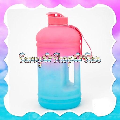 Colorful Water Bottle JUG✨