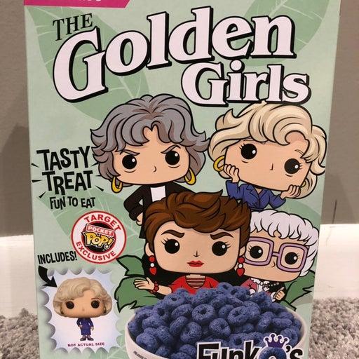 Funko Golden Girls Multigrain Cereal