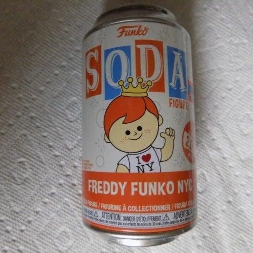 SEALED Freddy Funko NYCC 2020