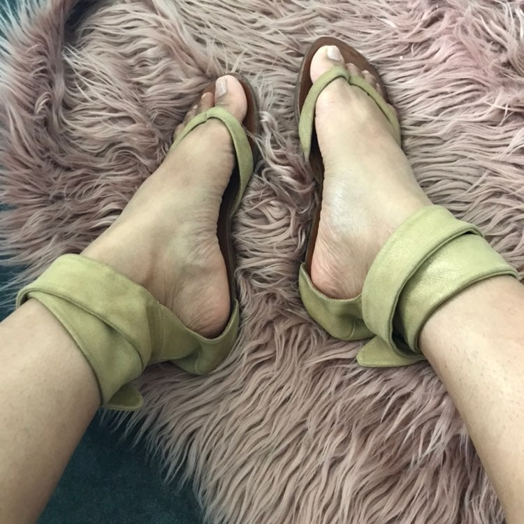 Chie Mihara Metallic Ankle Strap Sandals