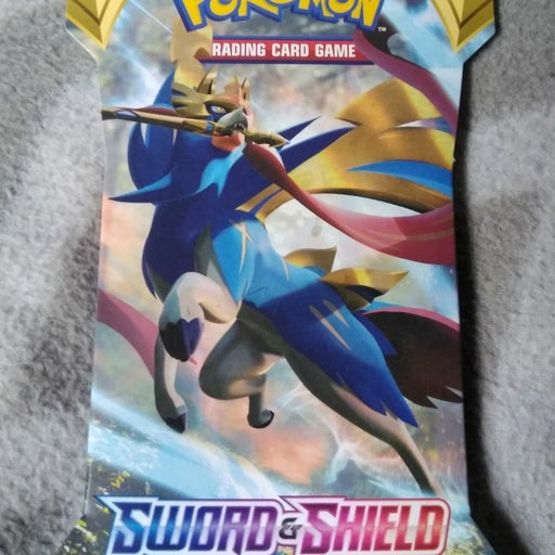 Pokemon Sword and Shield Trading Card Ga