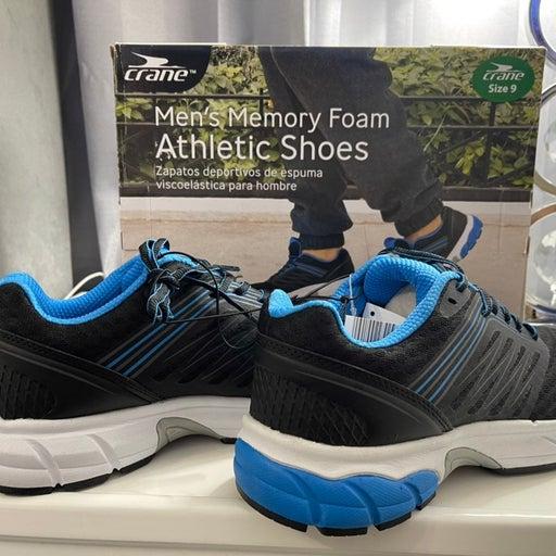 Men memory foam athelic  shoes new 9