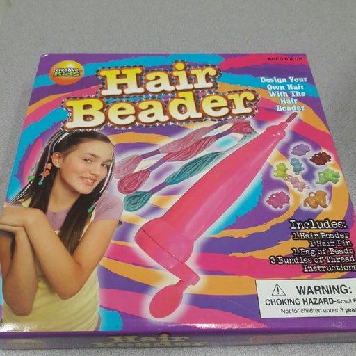 NIB Hair Beader