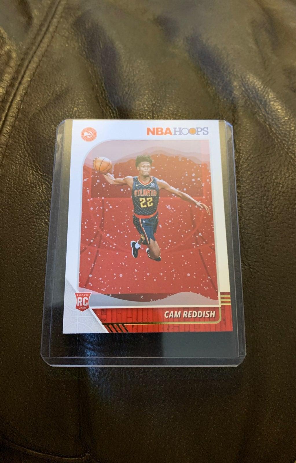 NBA hoops Cam Reddish
