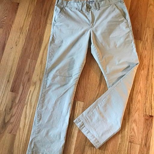 Express Photographer Men's Beige Chino Pants Size 35x30*