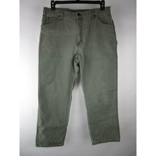 Dickies Cotton Workwear Straight Jeans