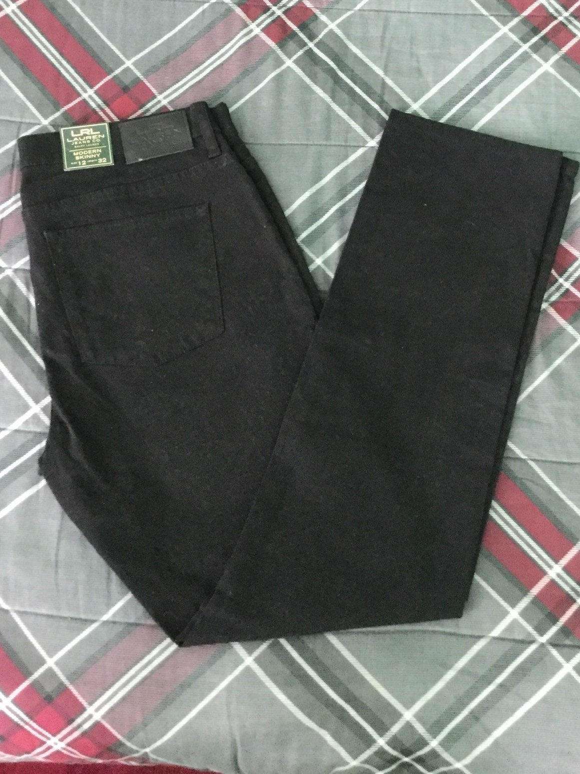 Ralph Lauren Modern Skinny Jeans