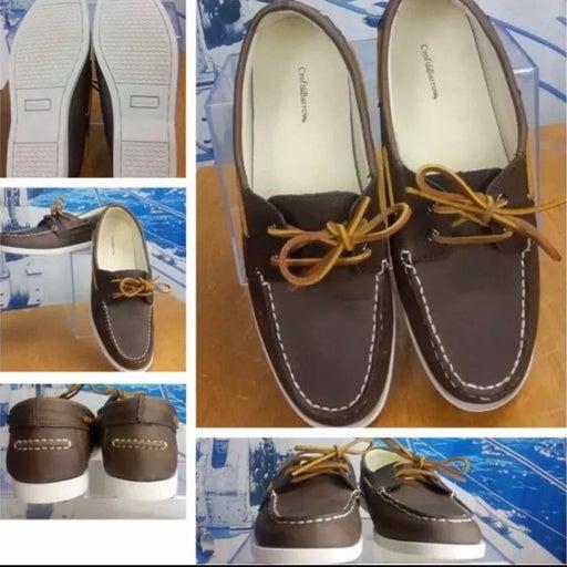 Croft Barrow Women's 9.5 Boat Deck Shoes