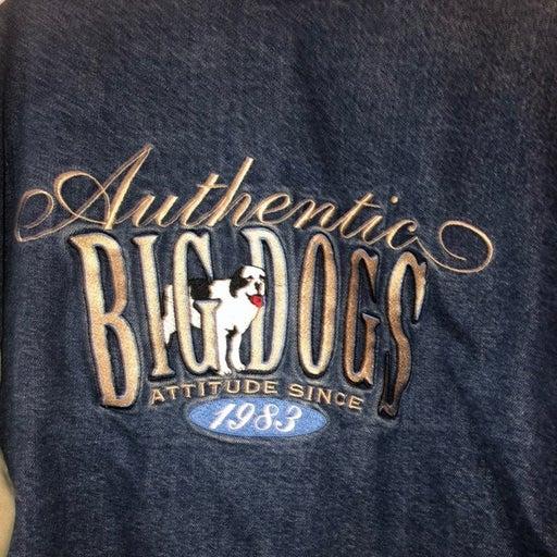 Big Dogs Denim Jacket - 3X