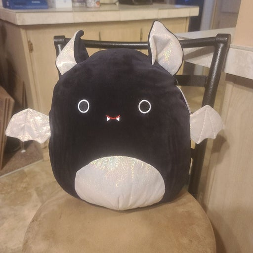 """Squishmallow 12"""" inch Emily the bat"""