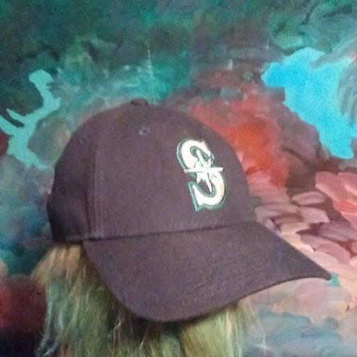 Seattle Mariners genuinemerch adjust hat