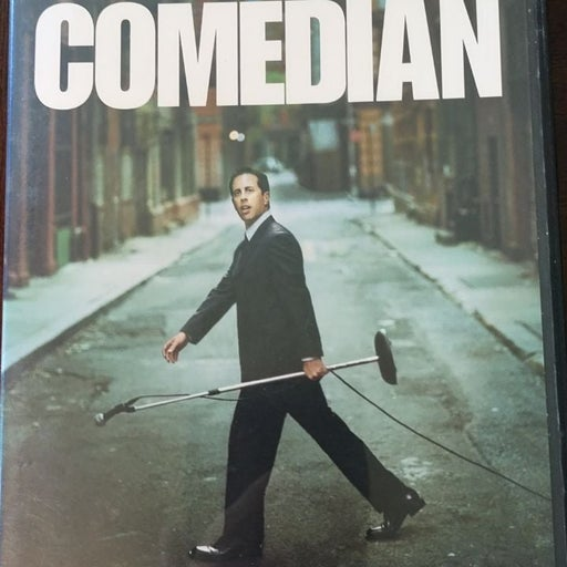 Jerry Seinfeld: Comedian DVD