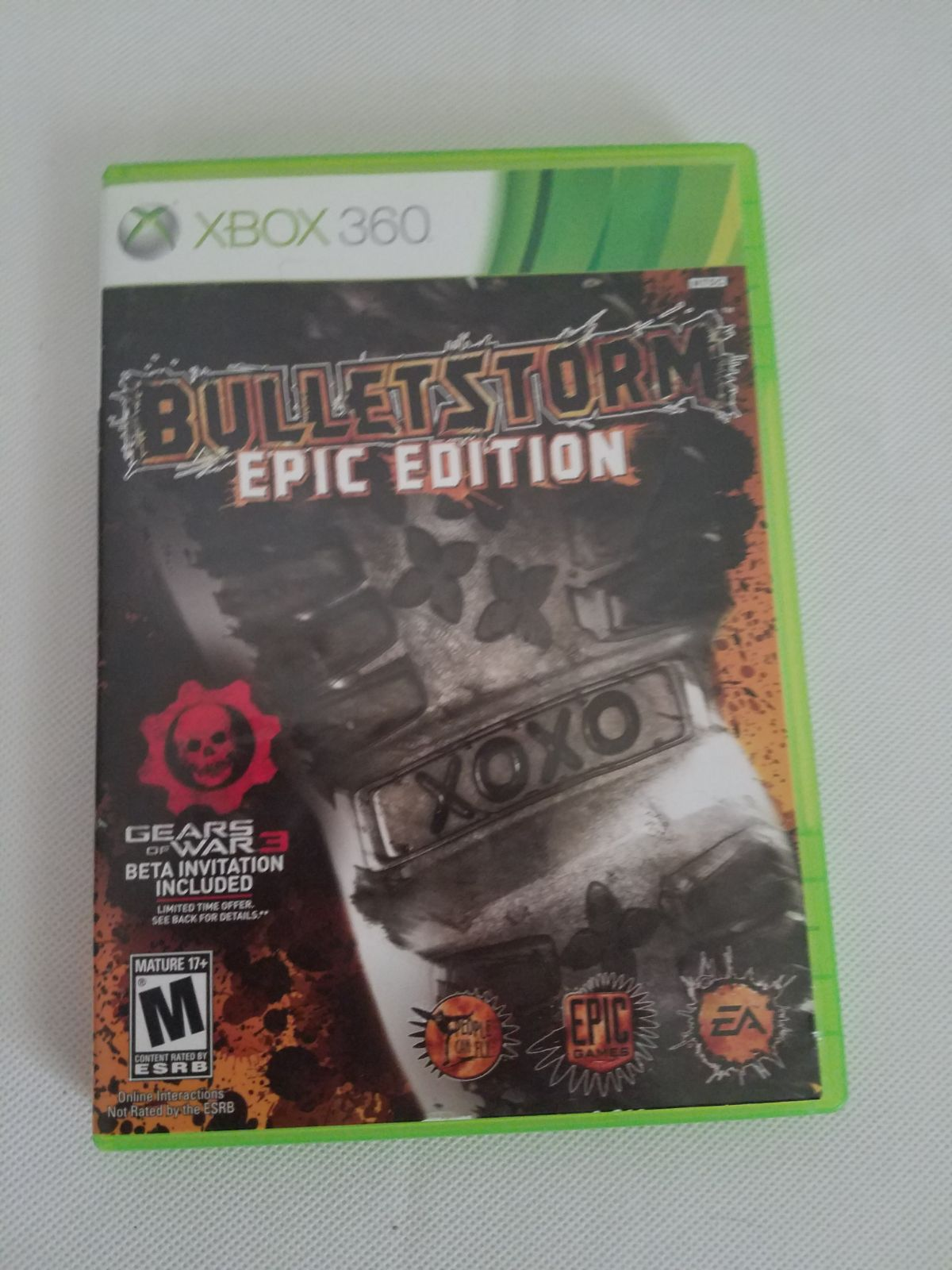 Bulletsrorm Epic Edition Xbox 360
