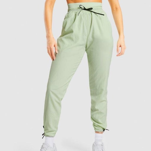 Gymshark CTY Joggers Light Green Small