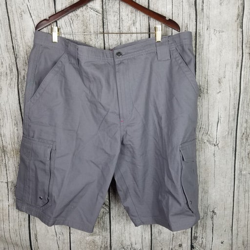craftsman Gray Cargo Shorts Size 42X11.
