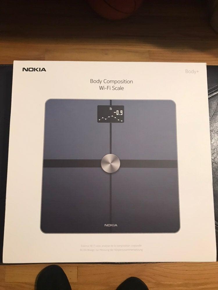 nokia smart scale