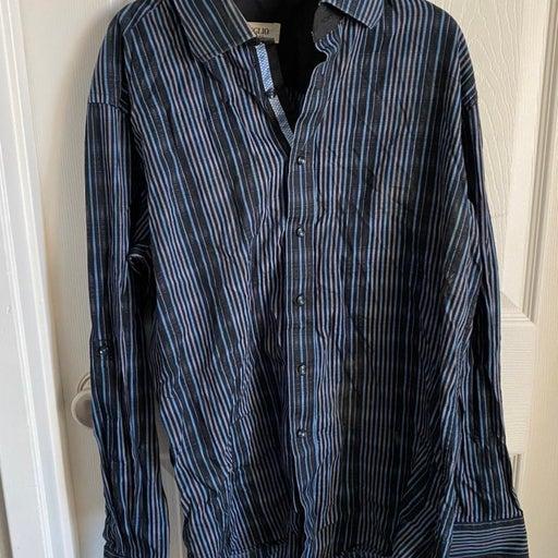 formal flannel