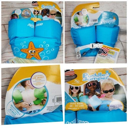 Puddle Jumper Kids Life Jacket Star