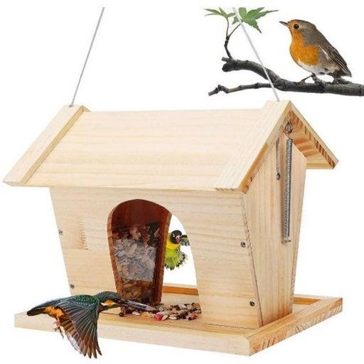 DIY Wild Bird Feeder