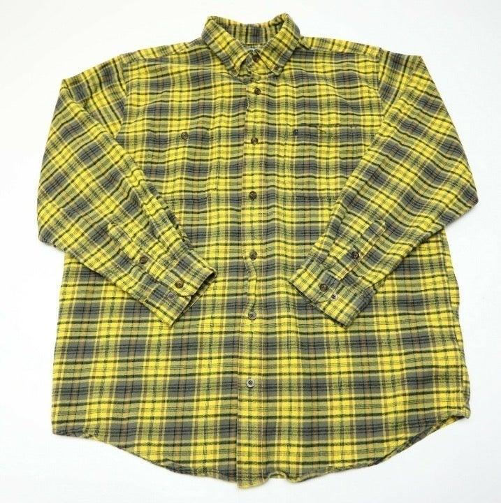 VTG Carhartt Men's X-Large NWT Flannel