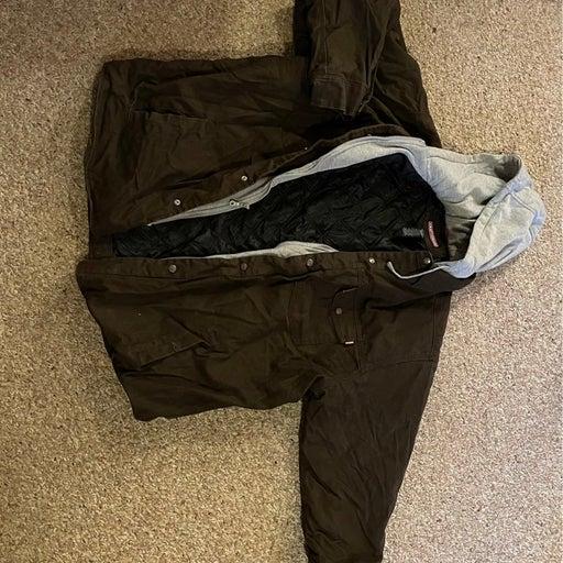 2xL Craftsman jacket