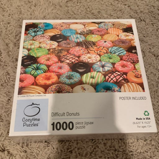 Doughnut puzzle