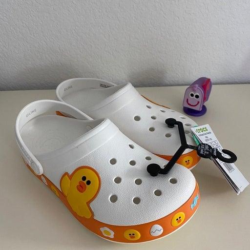 New Line Friends Crocs
