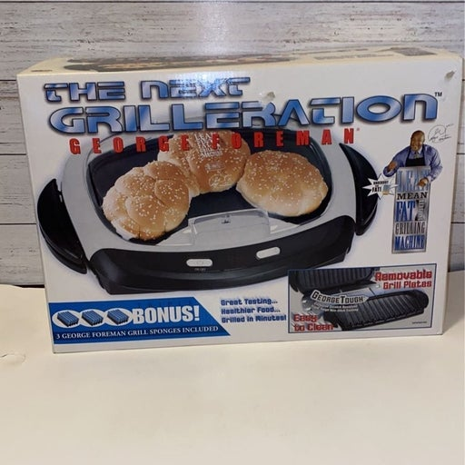 George Foreman Family Sized Grill