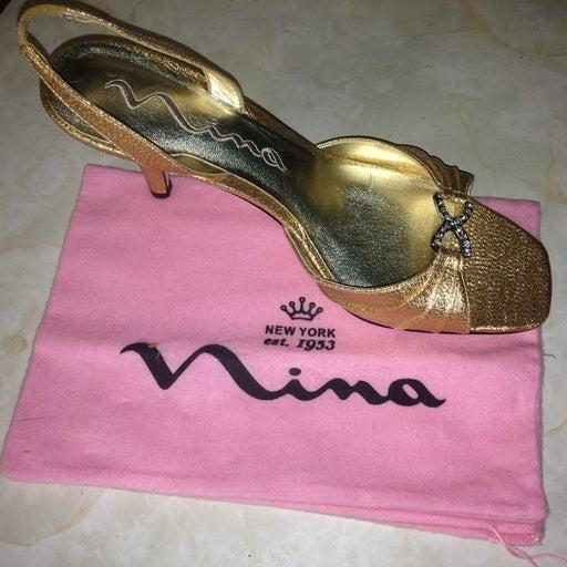 Nina Slingback Heel