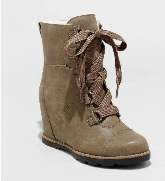 Details about  /NEW Universal Thread Danica  Boot Black Compared Price From $37.99 To $18.50