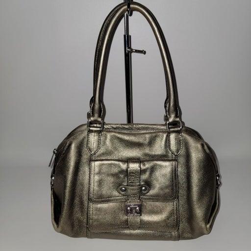 Leather Ralph Lauren Handbag