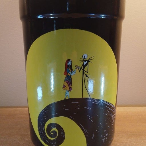Nightmare Before Christmas Cannister