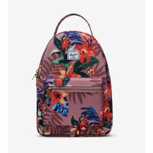 NEW HERSCHEL Supply Co Nova Small Summer Floral Ash Rose Backpack