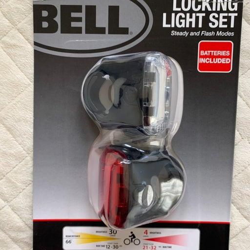 Bell LED Locking Light Set (Bike)