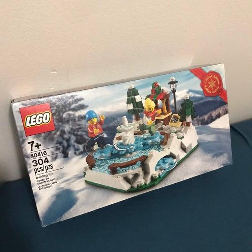 LEGO ICE SKATING RINK 40416