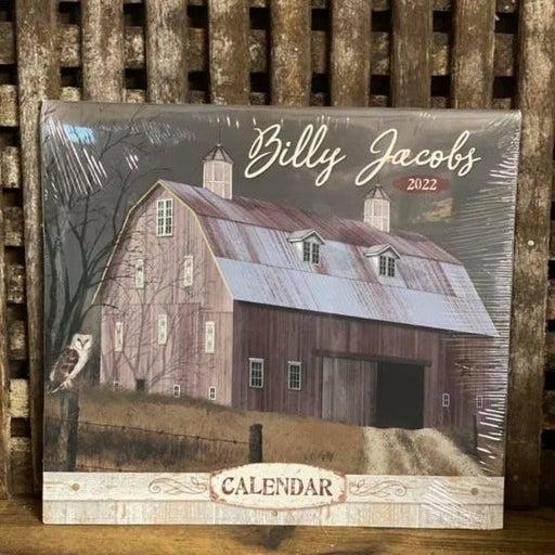 Billy Jacobs 2022 Wall Calendar