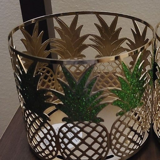 B&BW Pineapple Candle Holder