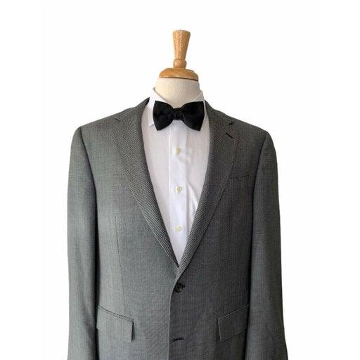 Ralph Ralph Lauren Sport Coat Men's 43L Two Button Center Vent Wool Gray
