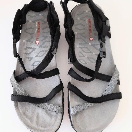 "Merrell ""San Remo"" strappy sandals sz 6"