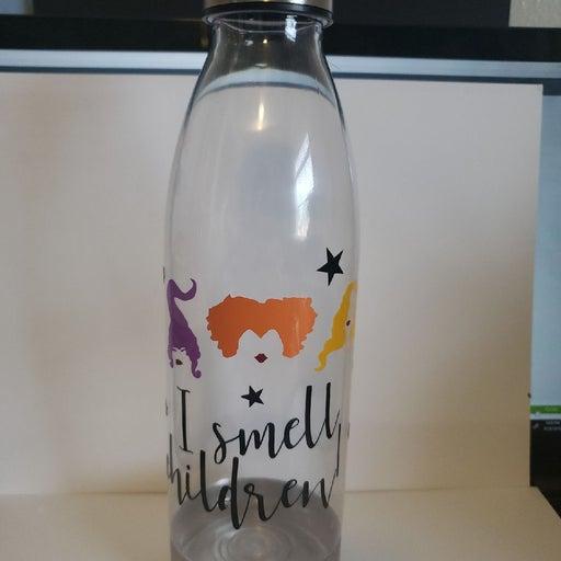 Sanders sisters water bottle